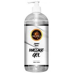 Nuru 1000 ml - olejek do masażu