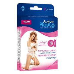 Active Plast Libido for Women 12 sztuk