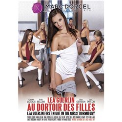 DVD Dorcel - Lea Guerlin, first Night in the Girls Dormitory