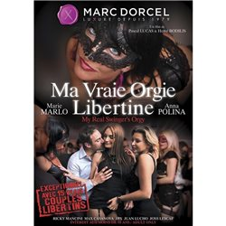 DVD Dorcel - My Real Swingers' Orgy