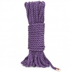 Fifty Shades Freed - Want to Play? 10m Silky Bondage Rope