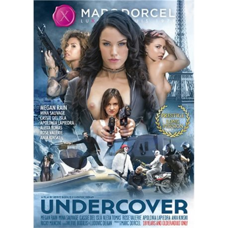 DVD - Undercover