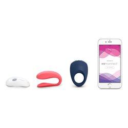 We-Vibe - Sensations Unite - zestaw wibrator i pierścień