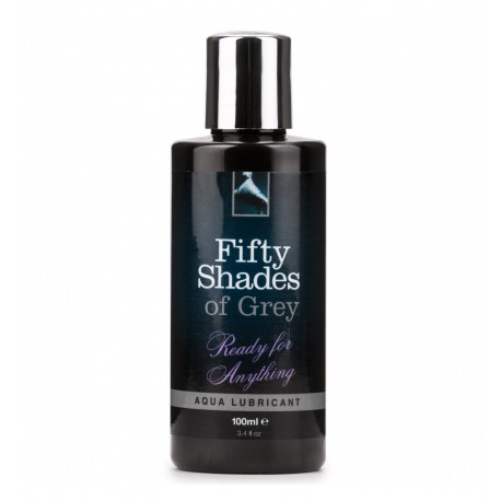 Fifty Shades of Grey - Aqua Lubricant - Ready for Anything