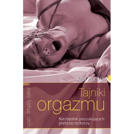 Tajniki orgazmu -  książka erotyk