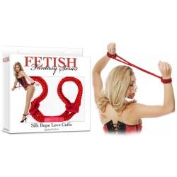 Ff Silk Rope Love Cuffs