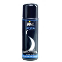 Pjur Aqua Bottle 30ml - lubrykant wodny