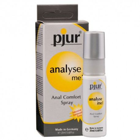 Pjur Analyse Me! 20ml - spray analny