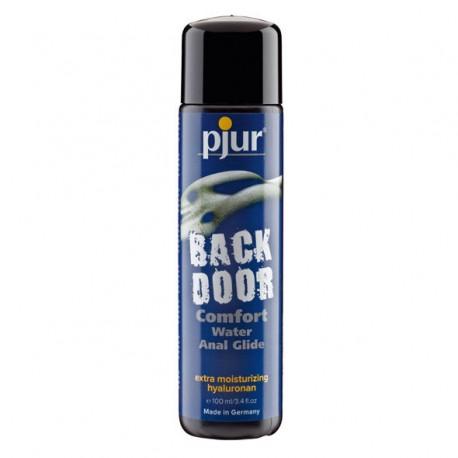 Pjur Back Door Comfort Anal Glide 100ml - lubrykant analny