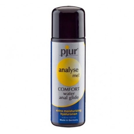 Pjur analyse me! comfort water anal glide 30ml - lubrykant analny