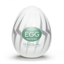 Jajo Masturbator Tenga Egg Thunder