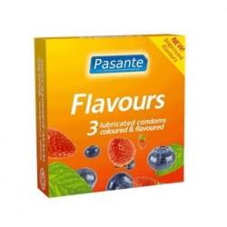 Pasante Flavours wielosmakowe - 1op./3szt.