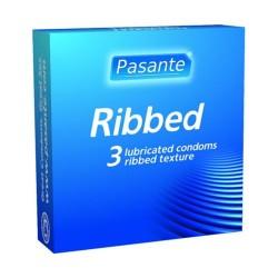 Pasante Ribbed prążkowane - 1op./3szt