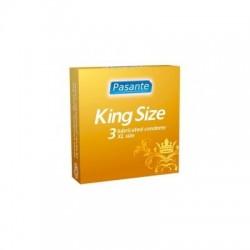Pasante King Size szersze i dłuższe - 1op./3szt.