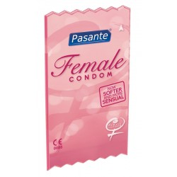 Pasante Female Clinic Pack - 1op./30 szt.