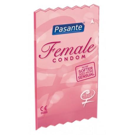 Pasante Female Clinic Pack - 1op./30 szt.