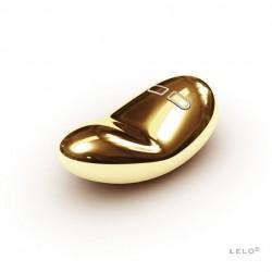 LELO Yva Vibrator Gold - ekskluzywny wibrator