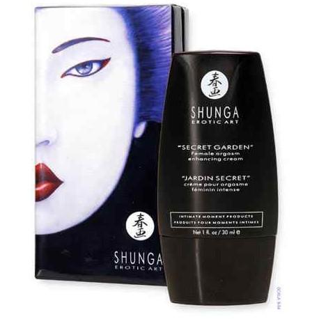 Shunga Female Orgasm Cream (1 Pc)