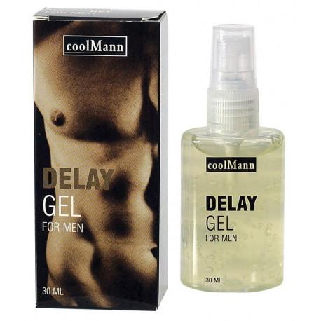 Coolman Delay Gel - opóżniający wytrysk