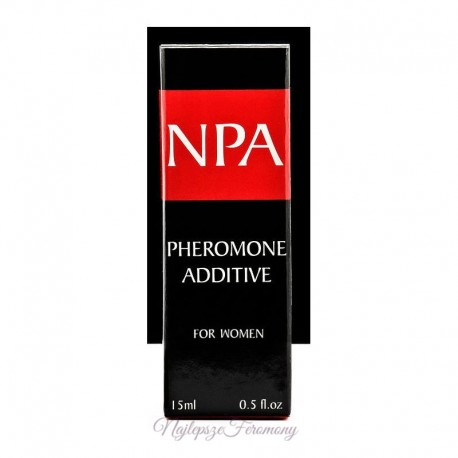 NPA feromony damskie - 15ml
