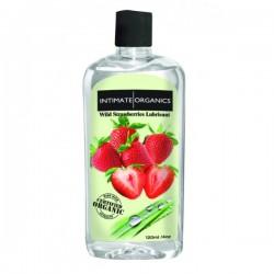Intimate Organics - lubrykant truskawkowy 120ml