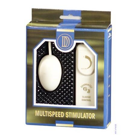 Eggvibrator - jajko wibrujące