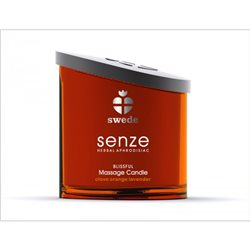 Świeca do masażu Senze Massage Candle Blissful