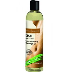 INTIMATE ORGANICS - olejek do masażu Chai 120ml