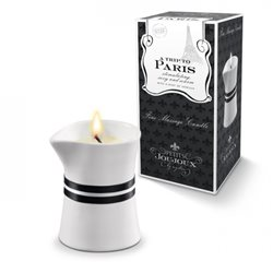 Petits Joujoux Fine Massage Candles - A trip to Paris (mała) - olejek do masażu