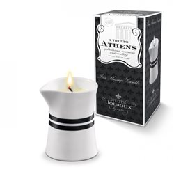 Petits Joujoux Fine Massage Candles - A trip to Athens (mała) - olejek do masażu