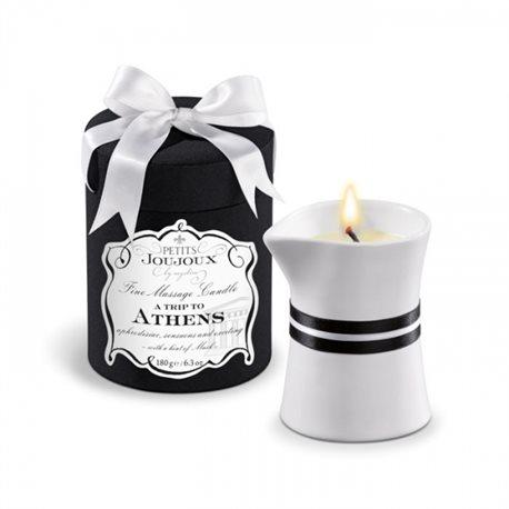 Petits Joujoux Fine Massage Candles - A trip to Athens (duża)