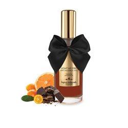 Bijoux Indiscrets Light My Fire - rozgrzewający olejek do masażu czekoladowy 100 ml