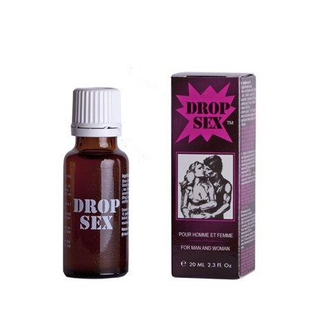 Drop Sex - silny afrodyzjak