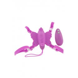 Vibe Therapy - Venus Butterfly Strap-on - strapon