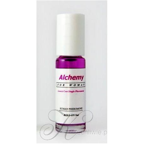 Alchemy - mocne feromony damskie