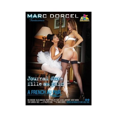 DVD - A French au pair