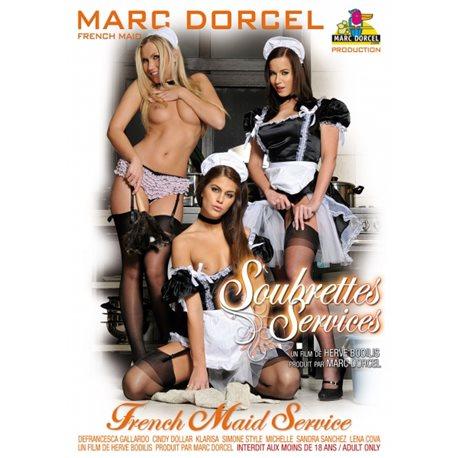 DVD - Soubrettes Services