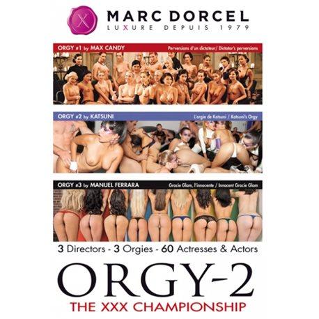 DVD - Orgy the XXX championship 2