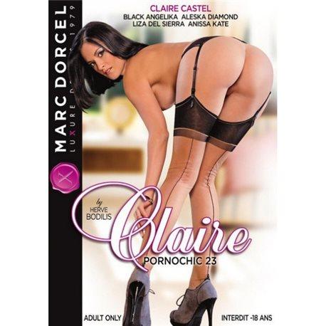 DVD - Claire Pornochic 23