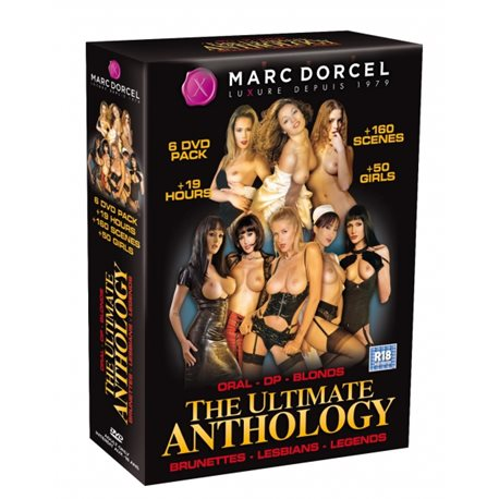 DVD - The ultimate anthology (6-pack)
