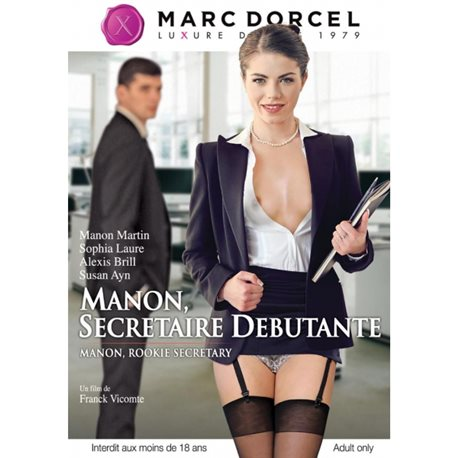 DVD - Manon, rookie secretary