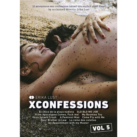 DVD Erika Lust - XConfessions vol. 5