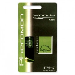 PH Parfumes Pheromon Woody Line 3ml (blister)