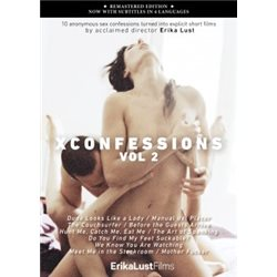 Erika Lust - XConfessions vol. 2 DVD