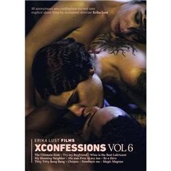 Erika Lust - XConfessions vol. 6 - DVD