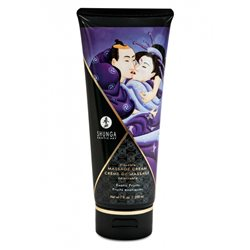 Shunga - Exotic Fruits Kissable Massage Cream 200 ml - krem do masażu