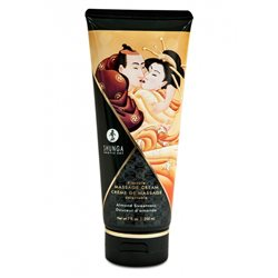 Shunga - Almond Sweetness Kissable Massage Cream 200 ml - krem do masażu