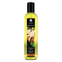 Shunga - Almond Sweetness Organic Massage Oil 250 ml - olejek do masażu