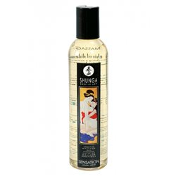 Shunga - Sensation Massage Oil 250 ml - olejek do masażu