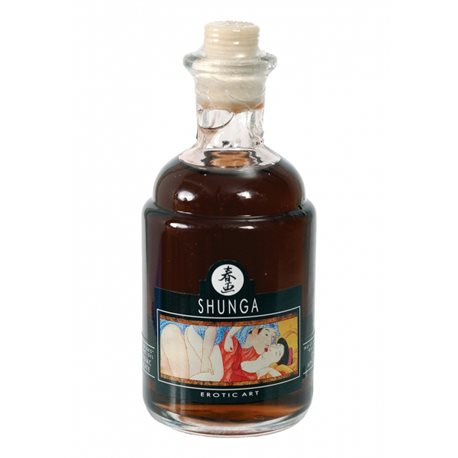 Shunga - Aphrodisiac Chocolate Warming Oil 100 ml